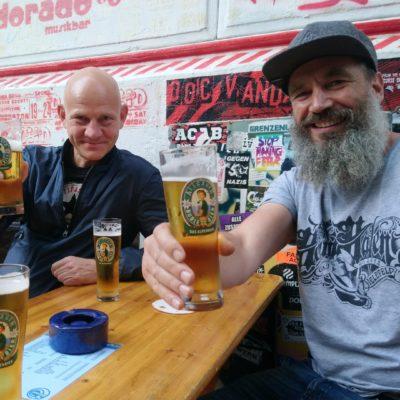 St. Pauli Biertour mit dem Sankt Pauli Office in die Bar Eldorado